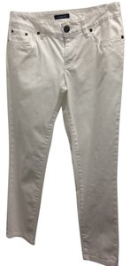 Lands' End Casual Spring Summer Capris White