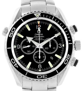 Omega Omega Seamaster Planet Ocean Chronograph Mens Watch
