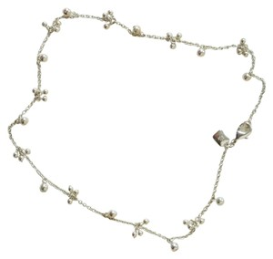 Ralph Lauren Ralph Lauren silver beads on silver chain necklace