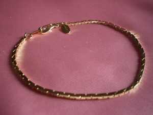 Like new Ambassador chain bracelet