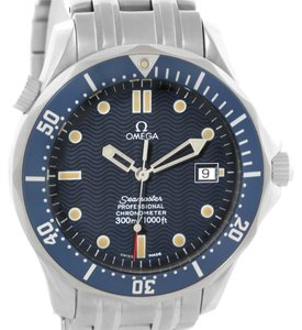 Omega Omega Seamaster Professional Bond Automatic 300M Blue Dial Watch 2531.80.00