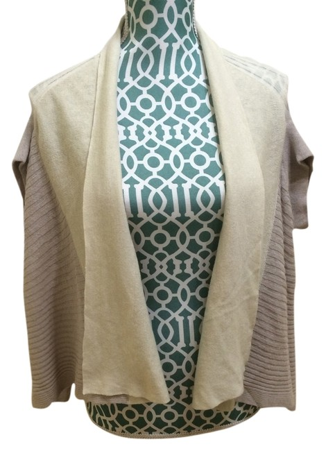 MM Couture Miss Me Sweater Knit Wrap Shawl Short Sleeve Open Front Cotton Linen Beige Fall Fall Trends Fall Fashion Fall S Cute Cardigan