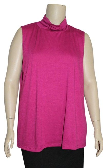 Item - Rose New with Tags Sleeveless Tunic Size 26 (Plus 3x)