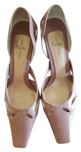 Linea Paolo Rose Pink Pumps
