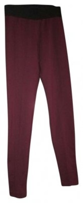 Preload https://item1.tradesy.com/images/mossimo-supply-co-maroon-bloodstone-pant-leggings-size-2-xs-26-137625-0-0.jpg?width=400&height=650