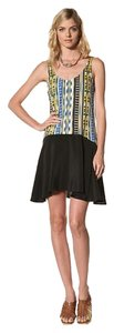 Thakoon Addition short dress Multi Ikat on Tradesy