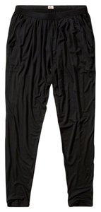 Hollister Relaxed Pants Black