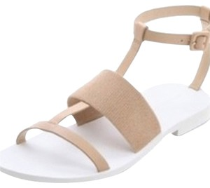 Alexander Wang Nude, white Sandals