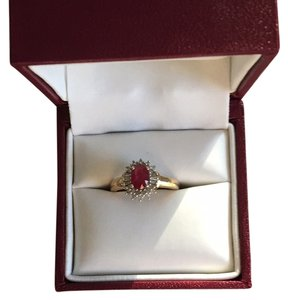 Mervyn's Ruby ring