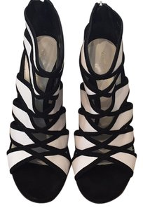 Gianvito Rossi Black and white Formal