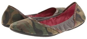 Dimmi Footwear Elmwood/Dark Grey Flats