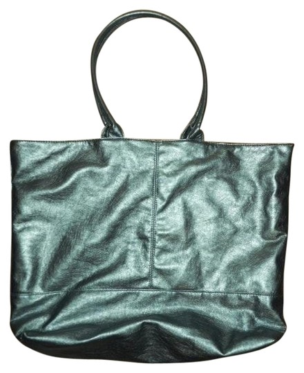 Saks Fifth Avenue Man Tote in jade