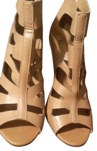 Report Signature Wedge Sandal Summer Classic Natural Wedges