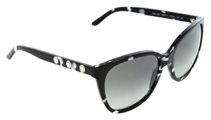 Versace VERSACE Sunglasses VE 4281 5087/11 Spotted Black White / Grey Gradient Lens