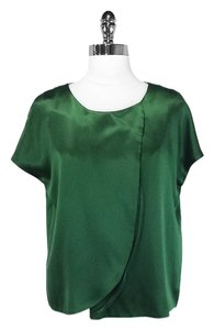 Ports 1961 Silk Top Green