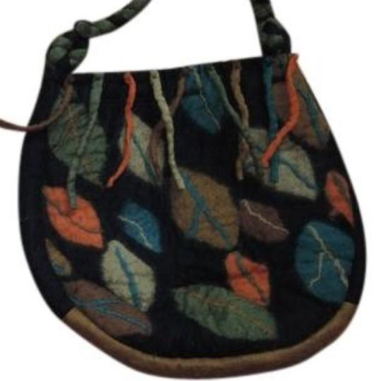 Rising Tide Wool Warm Unique Shoulder Bag