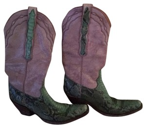 Old Gringo Green Boots