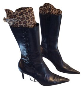 Michael Perry Black Boots