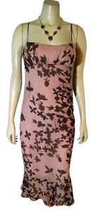 BCBGMAXAZRIA P920 Bcbg Maxazria Silk Dress