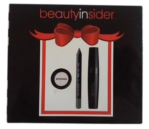 Sephora Sephora Beauty Insider Trio: Eyeshadow, Nano Eye Liner/ Eye Pencil, & Lash Plumping Mascara