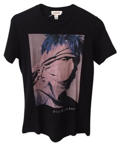 Diesel Sleeve T Shirt Black
