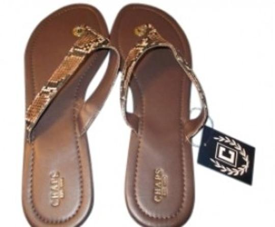 Preload https://img-static.tradesy.com/item/137715/chaps-brown-style-ch506-sandals-size-us-11-0-0-540-540.jpg
