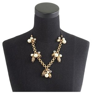 J.Crew J.Crew Pearls and Petals Necklace