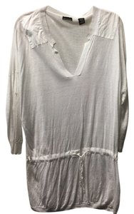 Moda International Blouse Long/short Sleeves Tunic