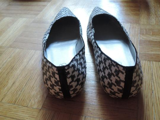 Oh Deer! Black and White Flats