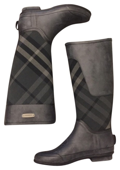 Item - Charcoal Clemence Boots/Booties Size US 6 Regular (M, B)