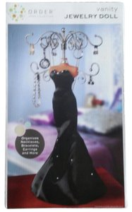 Vanity Jewelry Holder Organizer Doll New
