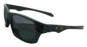 Oakley New Oakley Sunglasses JUPITER SQUARED OO9135-01 Polished Black Frame w/Grey Lenses