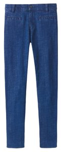 Tory Burch Flare Leg Jeans-Medium Wash
