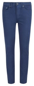 Tory Burch Skinny Jeans-Medium Wash