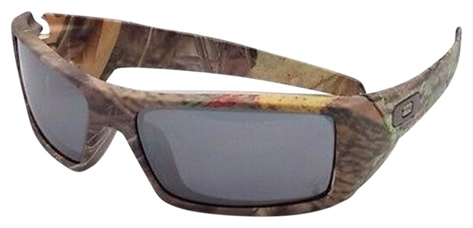 d5bd8605655 Oakley New OAKLEY Sunglasses 03-483 GASCAN King s Woodland Camo Frame w Black  Iridium ...