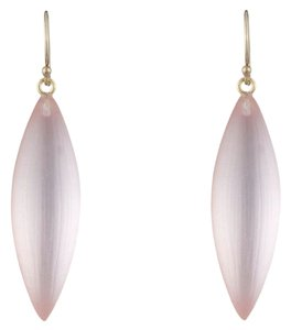Alexis Bittar Alexis Bittar Small Sliver Lucite Earrings