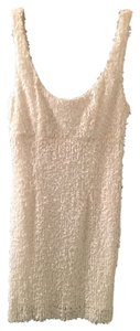 Suzi Chin for Maggy Boutique Sequin Empire Waist Holiday Dress