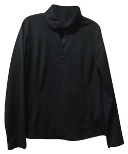 Nike Golf Collar Button Down Shirt Black
