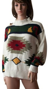 SML Sport Navajo Tribal Winter Fall Sweater