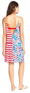 Nordstrom *FAST SHIPPING*NWT- Red White BlueJUNIOR XL FITS 10-12 LADIES