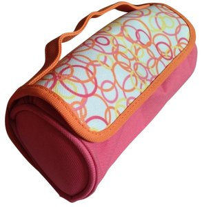 Other Makeup pink and orange Travel Bag