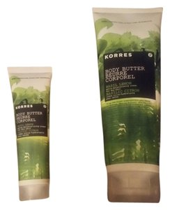 KORRES Korres Body Butter in Basil Lime
