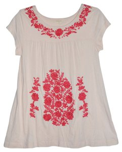 Garnet Hill Embroidery Tunic