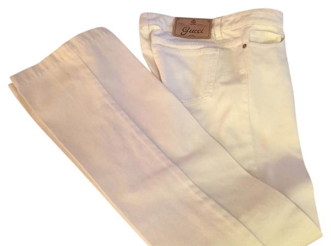 Item - White Boot Cut Jeans Size 25 (2, XS)