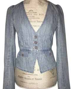 Juicy Couture Jean Spring Denim Womens Jean Jacket