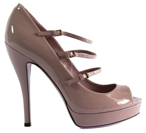 Gucci 309983 Dark Cipria (Nude) Pumps