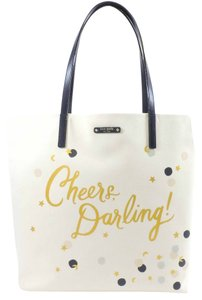 Kate Spade Bon Travel Cheers Tote
