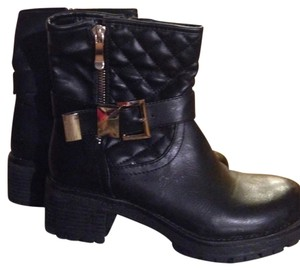 Other Moto Ankle black Boots