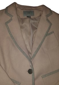 H&M Suit Casual Work Pink/Gray Blazer