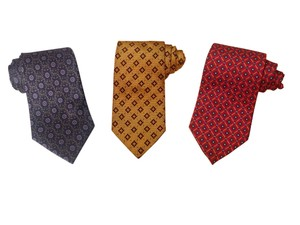 Dior 3- Mens 100% silk ties